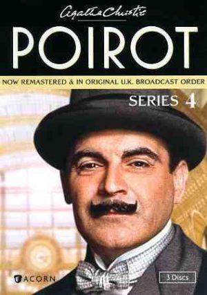 Agatha Christie's Poirot- Series 4
