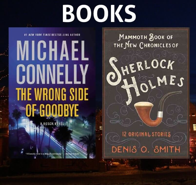 Books for mystery fans