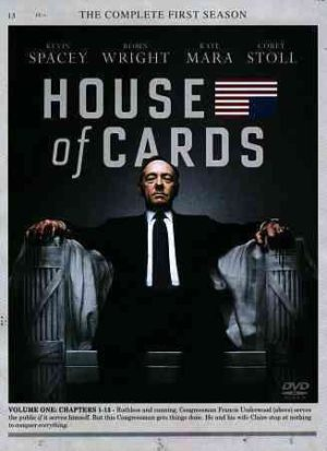House of Cards- The Complete First Season