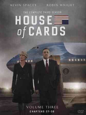 House of Cards- The Complete Third Season