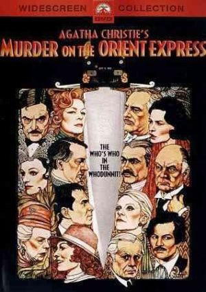 Murder On The Orient Express DVD