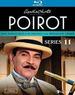 Agatha Christie DVDs