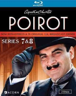Poirot Series 7 and 8