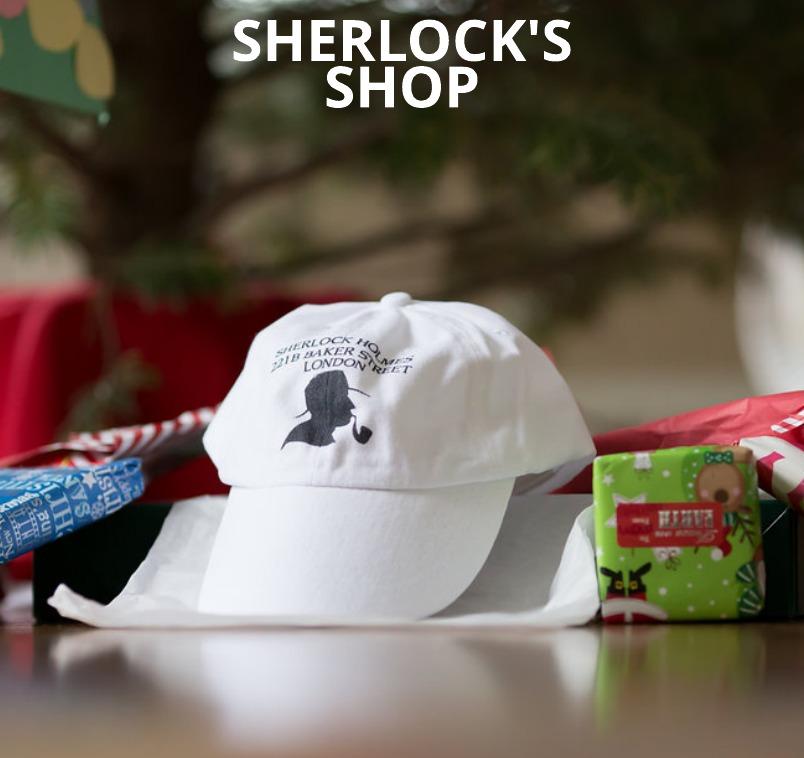 sherlock's shop