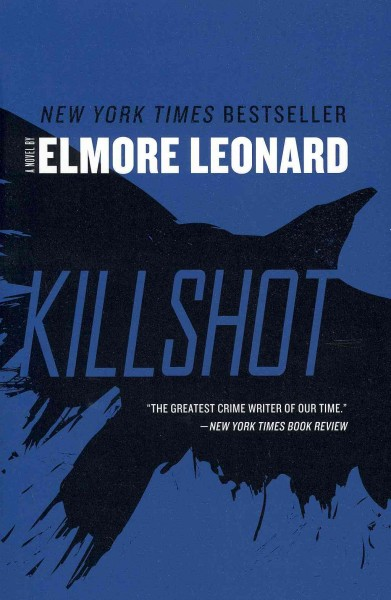 Killshot by Elmore Leonard