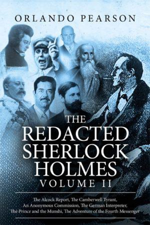 The Redacted Sherlock Holmes (Volume 2) by Orlando Pearson