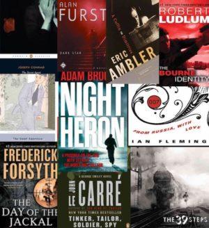 Top Ten Spy Novels Box Set