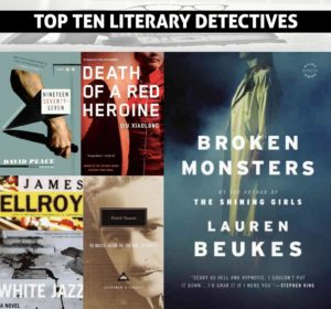 top ten literary detectives