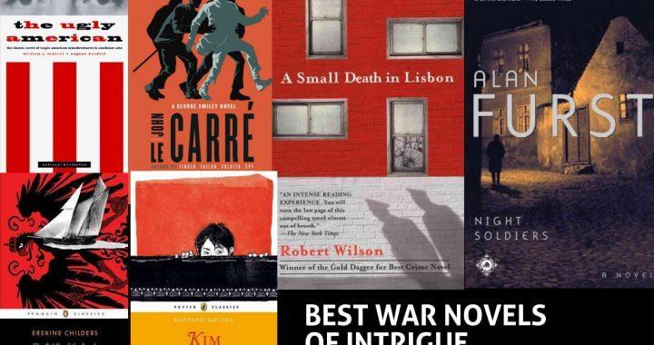 Best War Novels of Intrigue