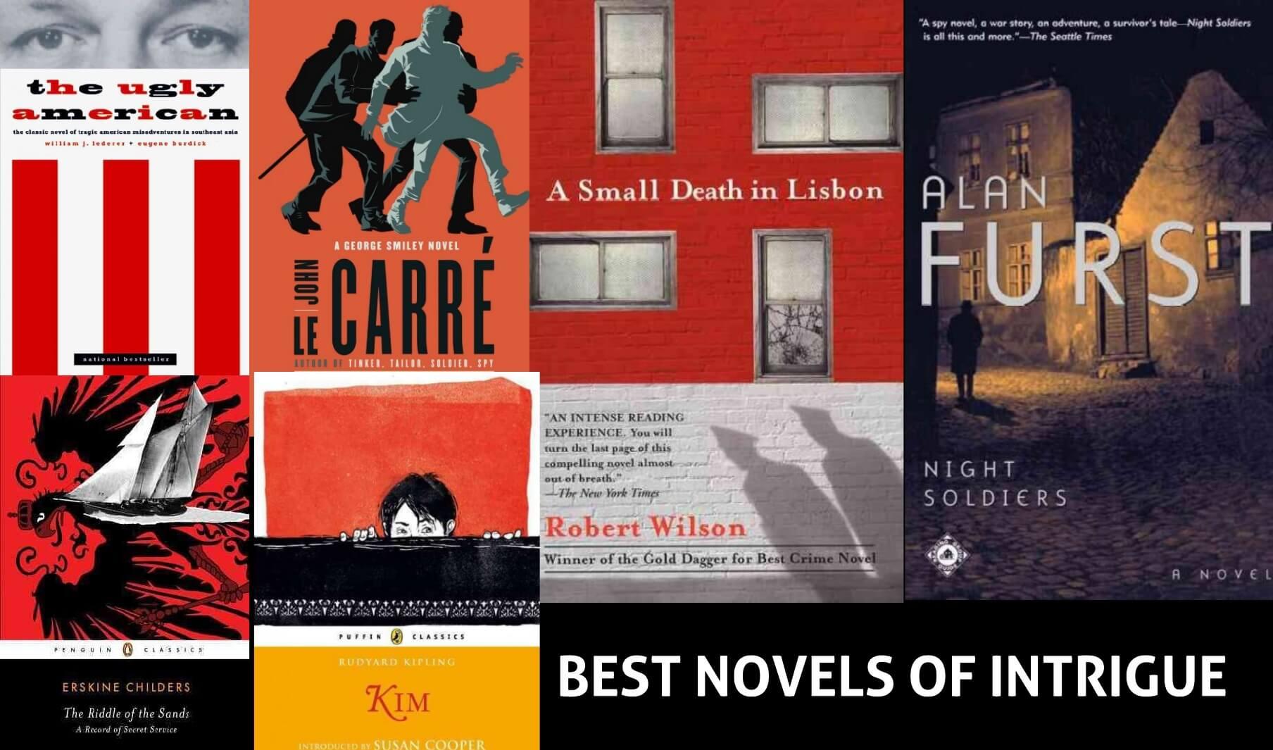 Best Novels of Intrigue