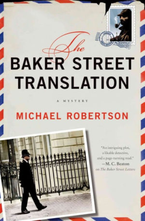 The Baker Street Translation by Michael Robertson