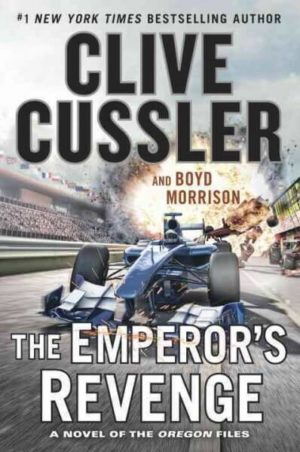 The Emperor's Revenge by Clive Cussler