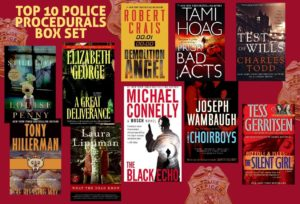 Top Ten Police Procedurals Box Set
