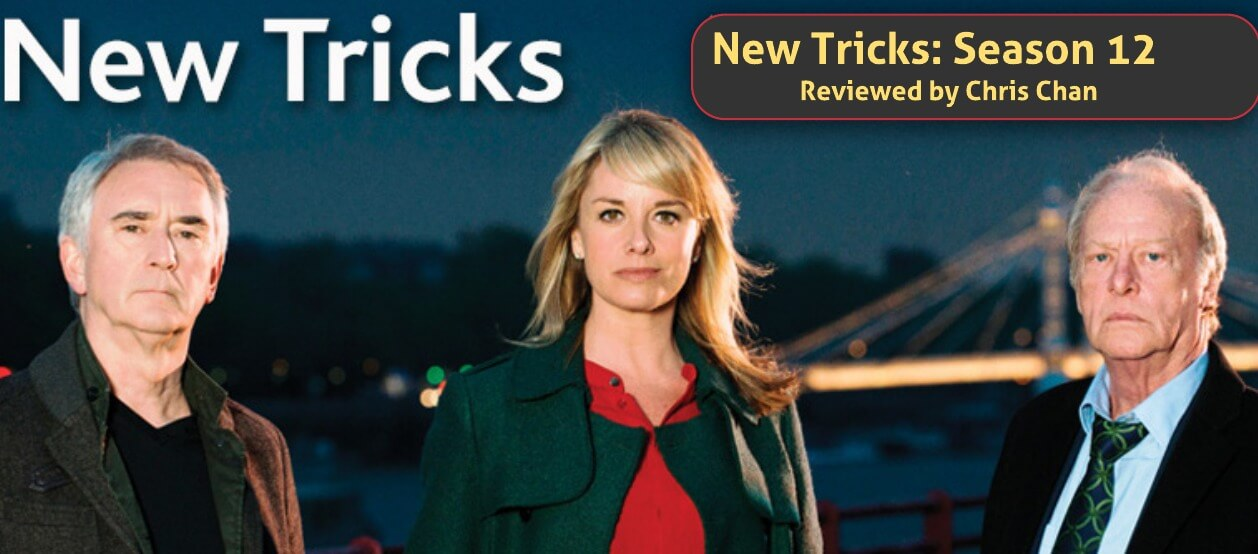 DVD Review– New Tricks: Season 12