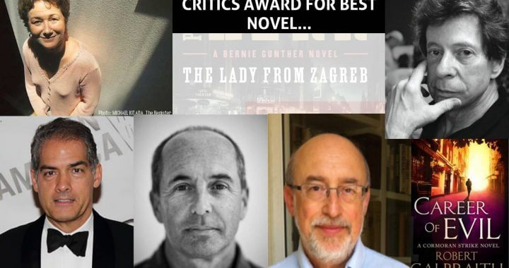 nominees for critics awards for best first novel