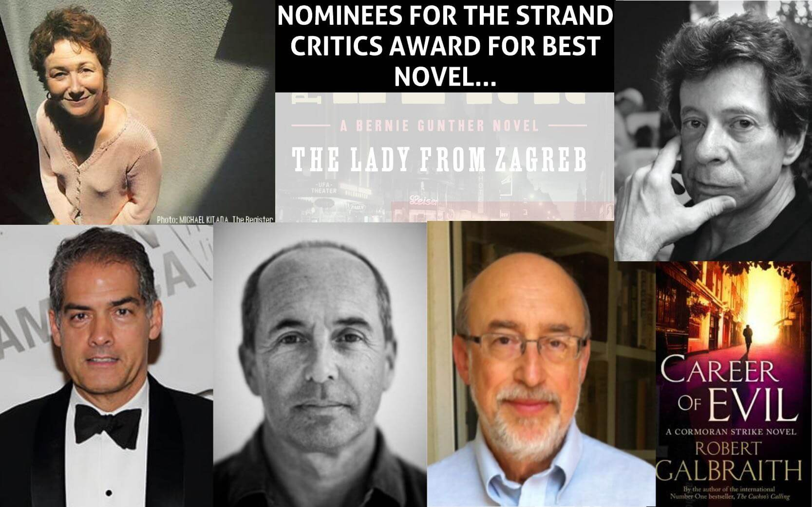 nominees for the Strand Critics Awards