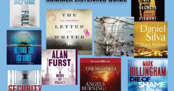 Top Ten Audiobooks This Summer