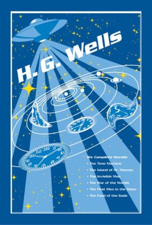 H. G. Wells Author: H. G. Wells; Introduction by: Michael A. Cramer