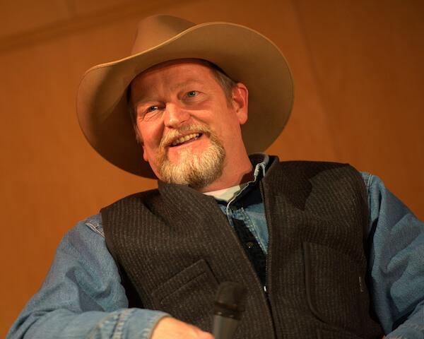 Interview with Craig Johnson