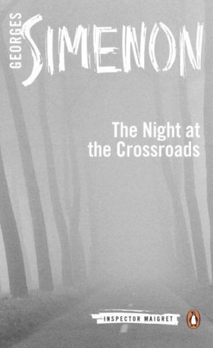 Night at the Crossroads by Georges Simenon / Coverdale, Linda