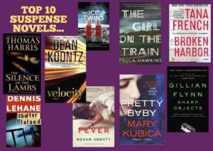 Top Ten Suspense Novels Box Set