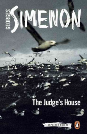 The Judge's House Simenon, Georges/ Curtis, Howard