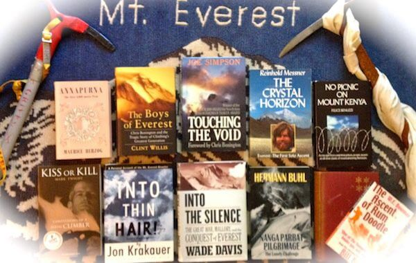 Top 10 Most Thrilling Mountain Survival Books