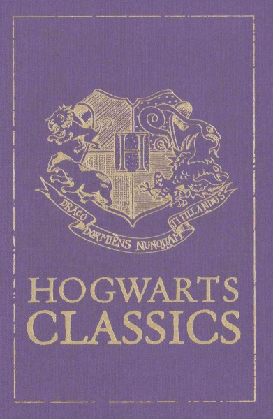 Hogwarts Classics: The Tales of Beedle the Barb / Quidditch Through the Ages