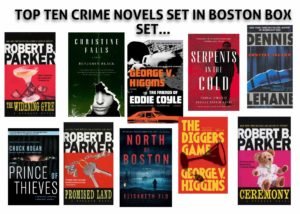 Top Ten Crime Novels Set in Boston Box Set