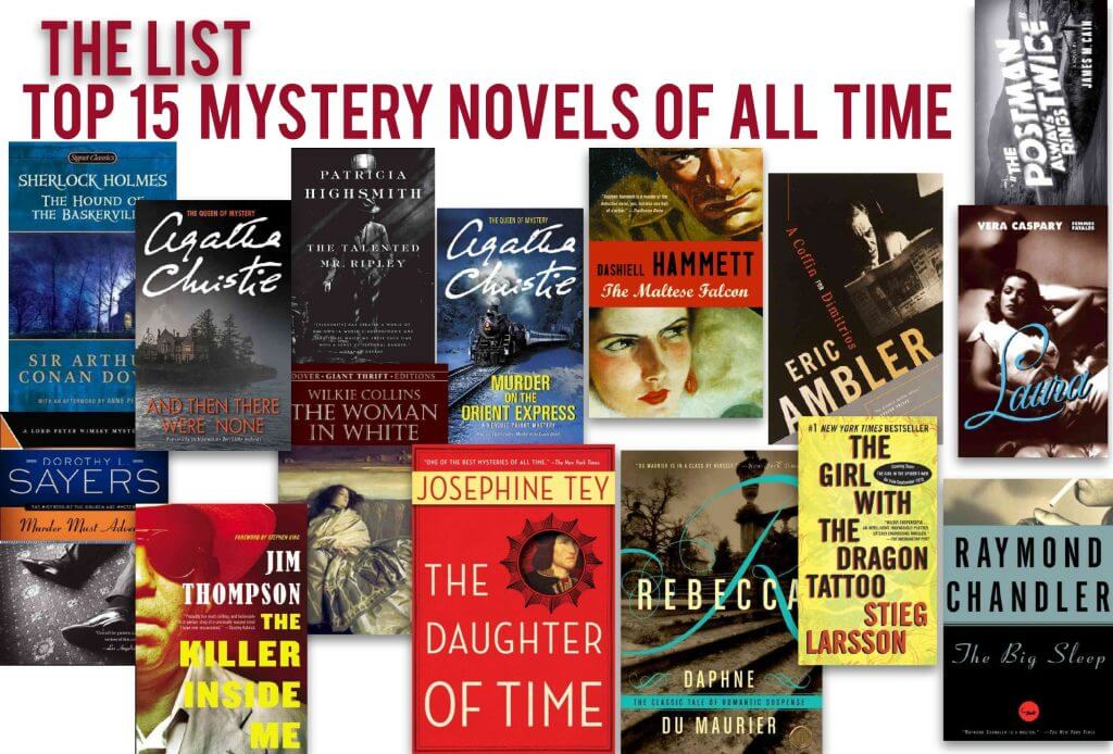 Top Fifteen Crime Novels of all time Box Set
