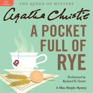 A Pocket Full of Rye: Library Edition (Miss Marple) Audio CD – Abridged,