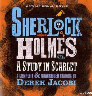 A Study in Scarlet- A Study in Scarlet ready by Derek Jacobi