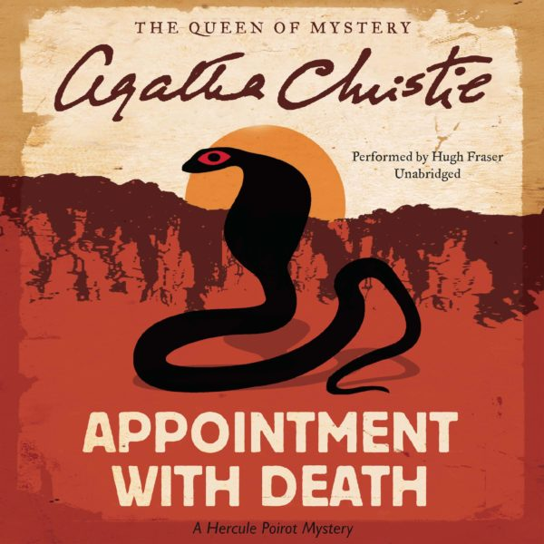 Appointment with Death: A Hercule Poirot Mystery (Hercule Poirot Mysteries (Audio)) Audio C
