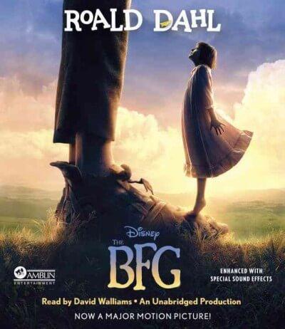The Bfg by Roald Dahl (Audiobook)