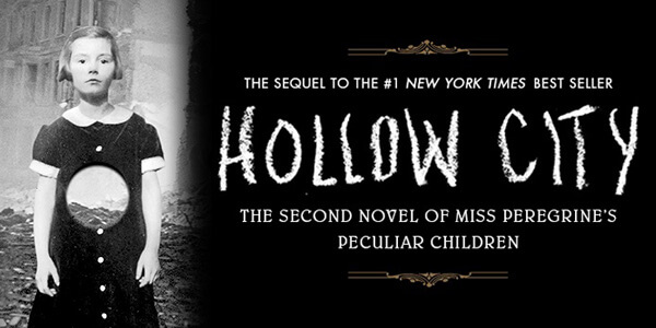 Book Review: HOLLOW CITY