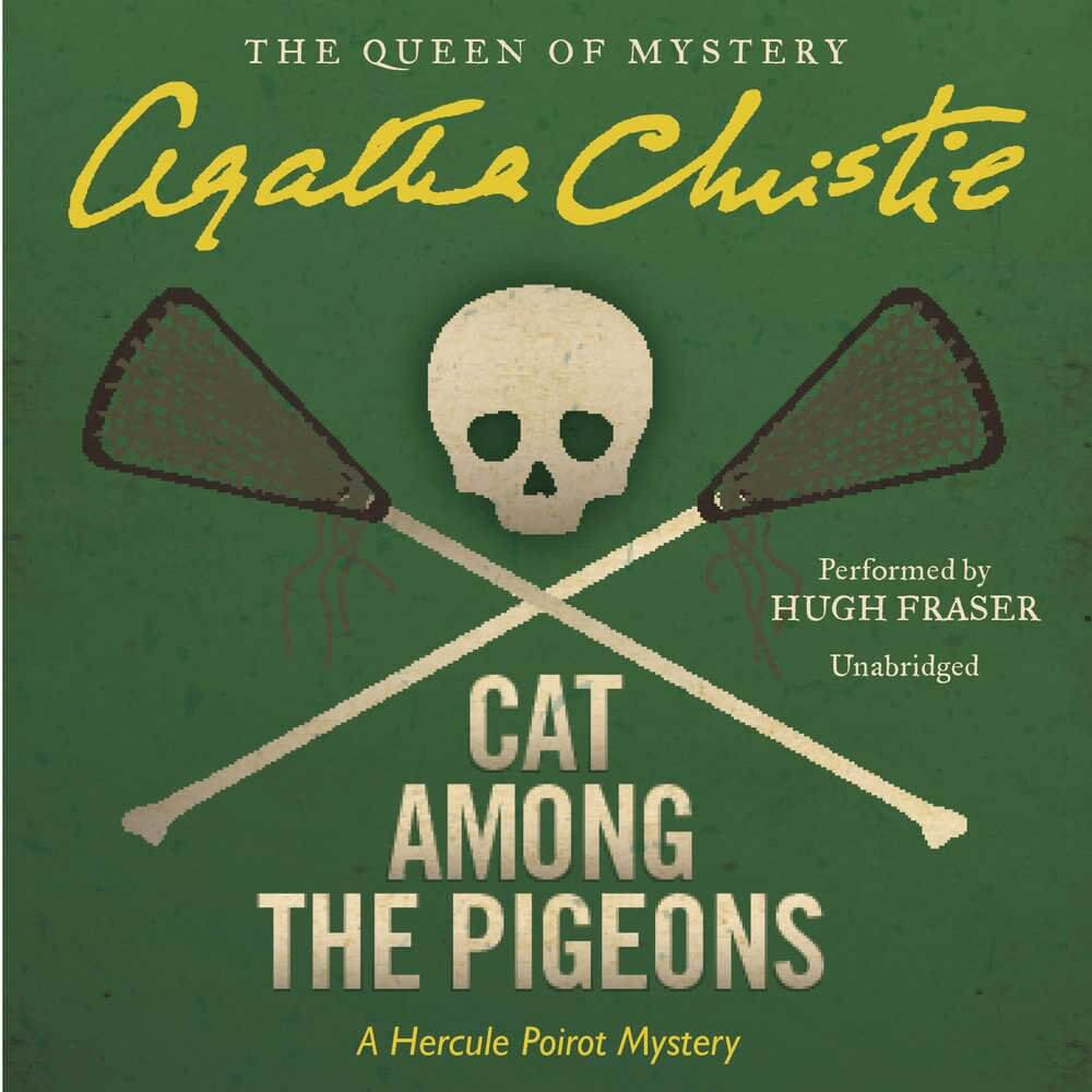 Cat Among the Pigeons (Hercule Poirot Mysteries) Audio CD