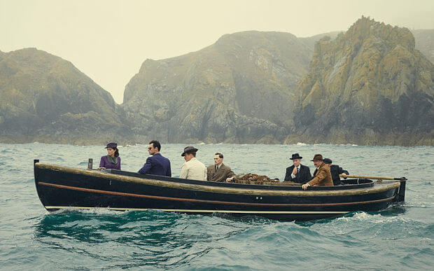 DVD Review– And Then There Were None