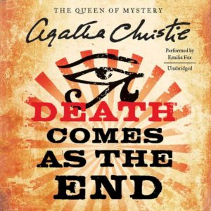 Death Comes as the End Audio CD