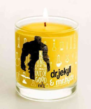 Dr. Jekyll & Mr. Hyde Candle, Vanilla