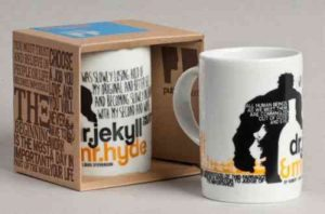 Dr. Jekyll & Mr. Hyde Mug