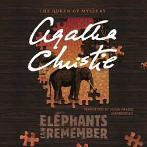 Elephants Can Remember: A Hercule Poirot Mystery (Hercule Poirot Mysteries) Audio CD