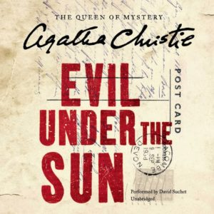 Evil Under the Sun: A Hercule Poirot Mystery (Hercule Poirot Mysteries, Book 23) Audio CD