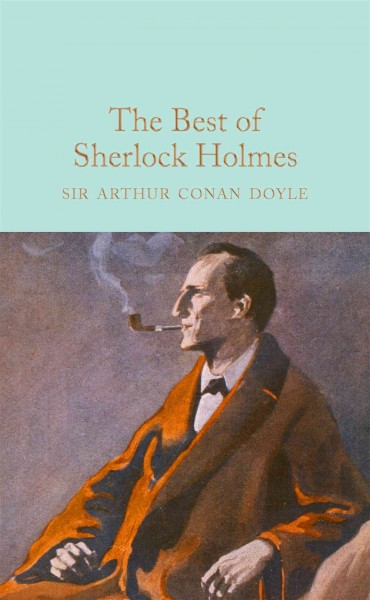 Macmillan Collector's Library-The Best of Sherlock Holmes