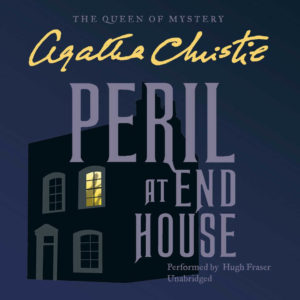 Peril at End House: Library Edition (Hercule Poirot Mysteries) Audio CD