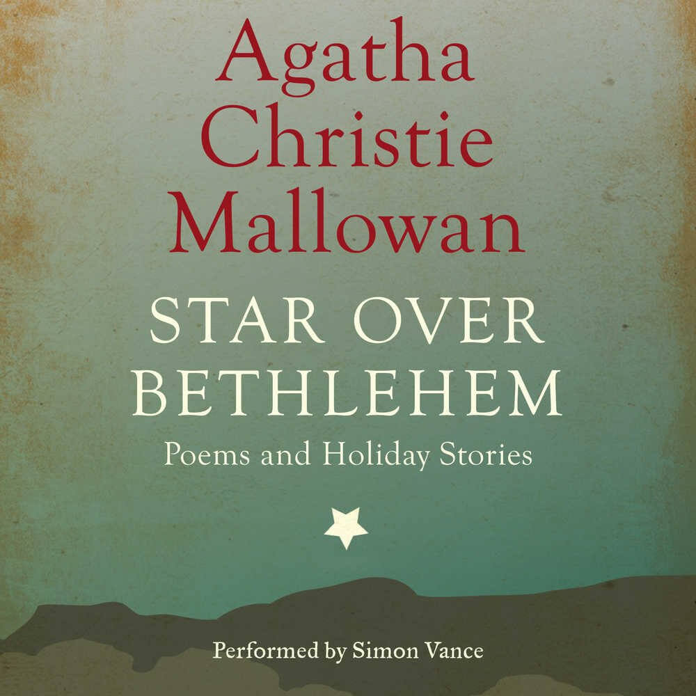 Star Over Bethlehem, and Other Stories: Poems and Holiday Stories Audio CD