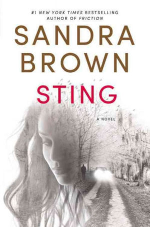 Sting by Sandra Brown (Hardcover)