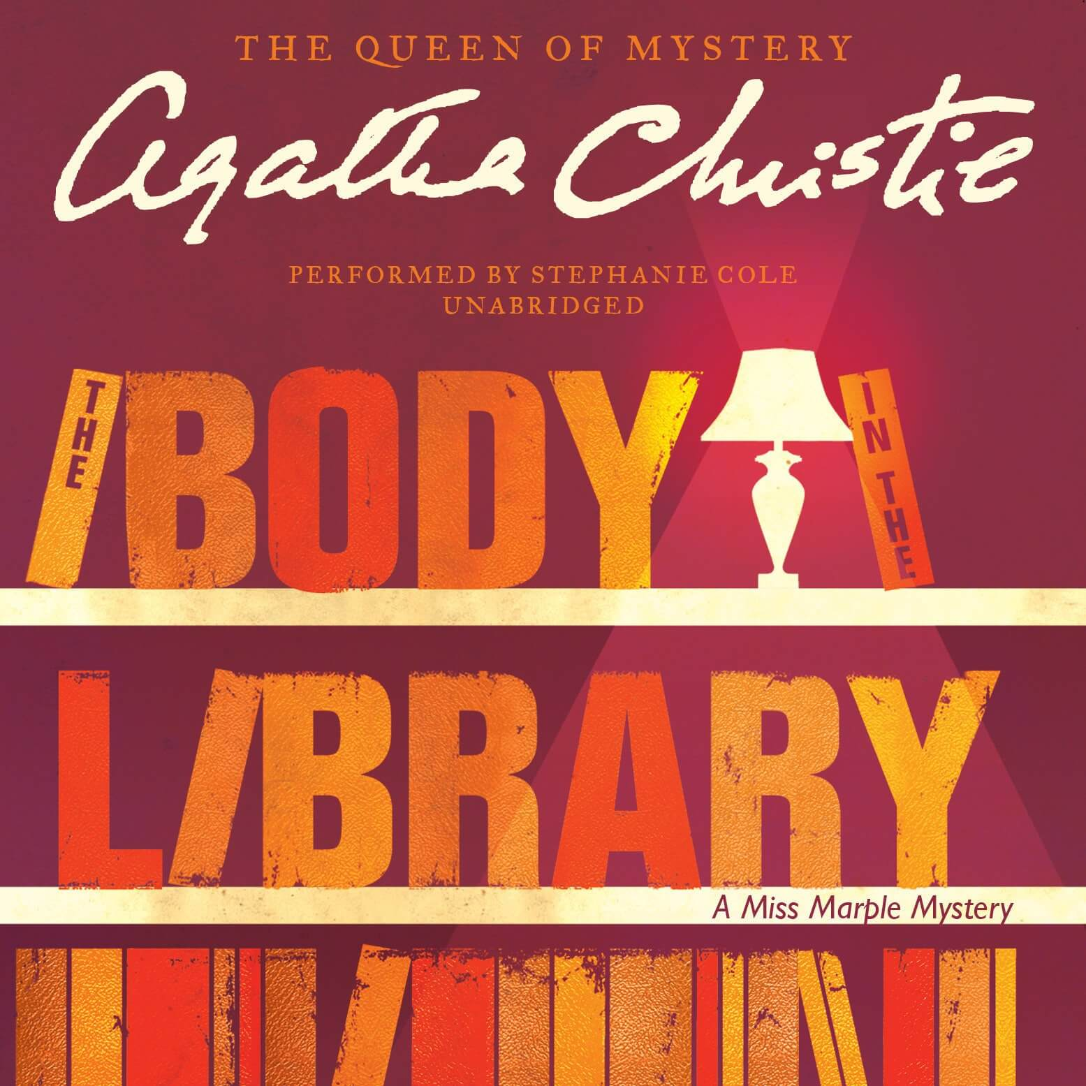 The Body in the Library (Miss Marple Series, Book 3) Audio CD