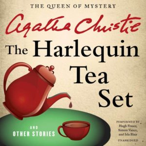 The Harlequin Tea Set, and Other Stories Audio CD