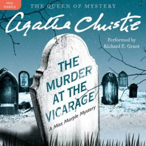 The Murder at the Vicarage: Library Edition (Miss Marple) Audio CD