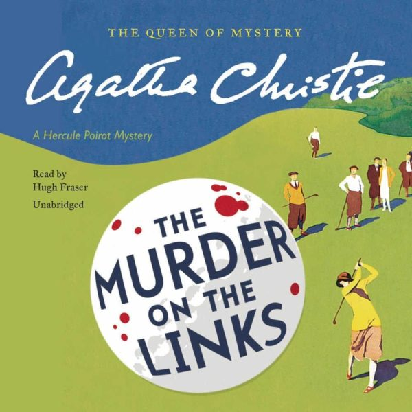 The Murder on the Links: Library Edition (Hercule Poirot Mysteries) Audio CD
